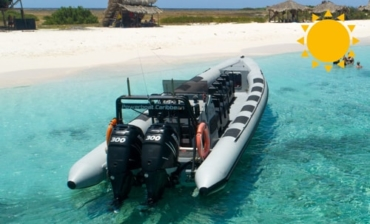 Powerboat Caribbean