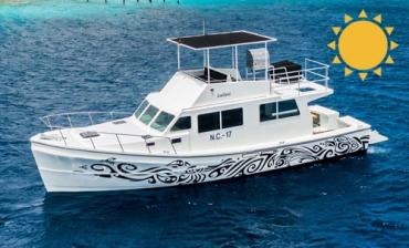 BlueFinn Charters Motorjacht